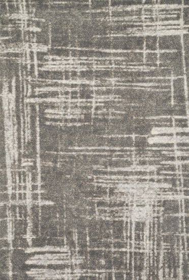 "Contemporary 5'-0""x7'-6"" Rug in Iron"