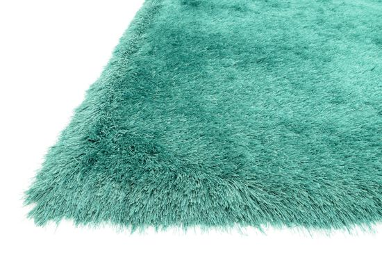 "Shags 7'-6""x9'-6"" Rug in Emerald"