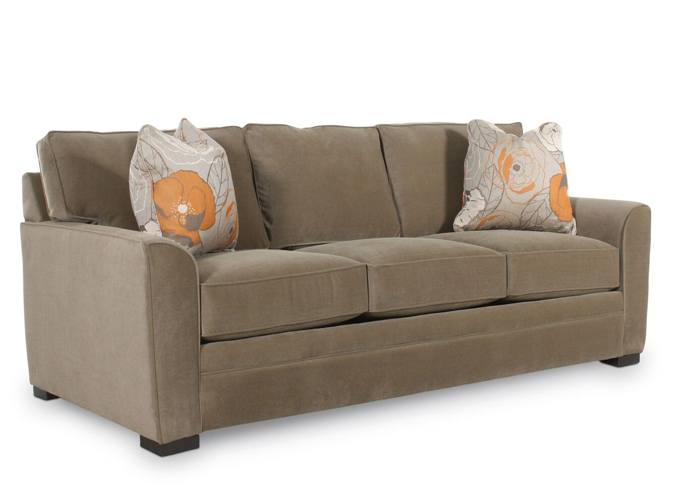 Traditional sleeper sofa for Traditional sectional