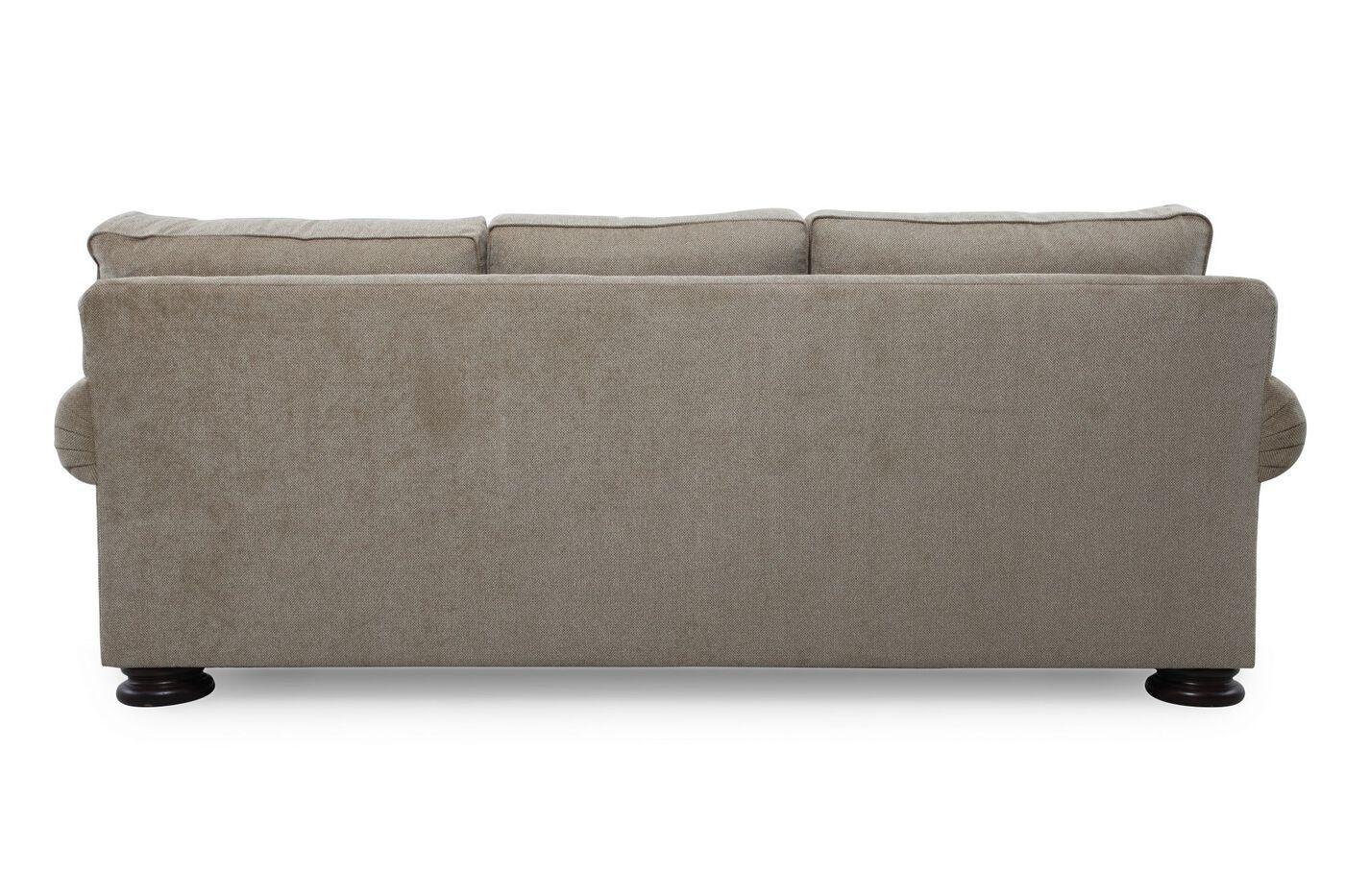 Bernhardt Foster Brown Sofa | Mathis Brothers Furniture