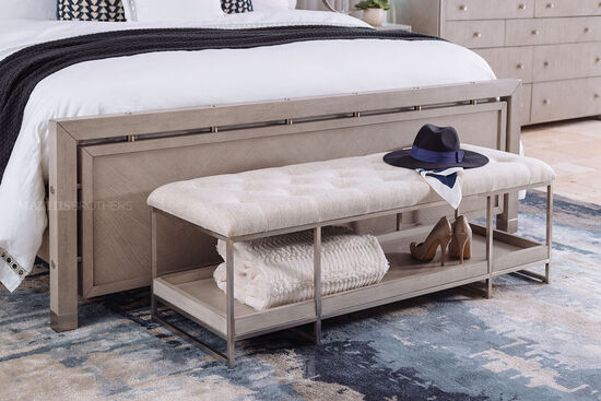 Bedroom Benches & Storage Benches | Mathis Brothers