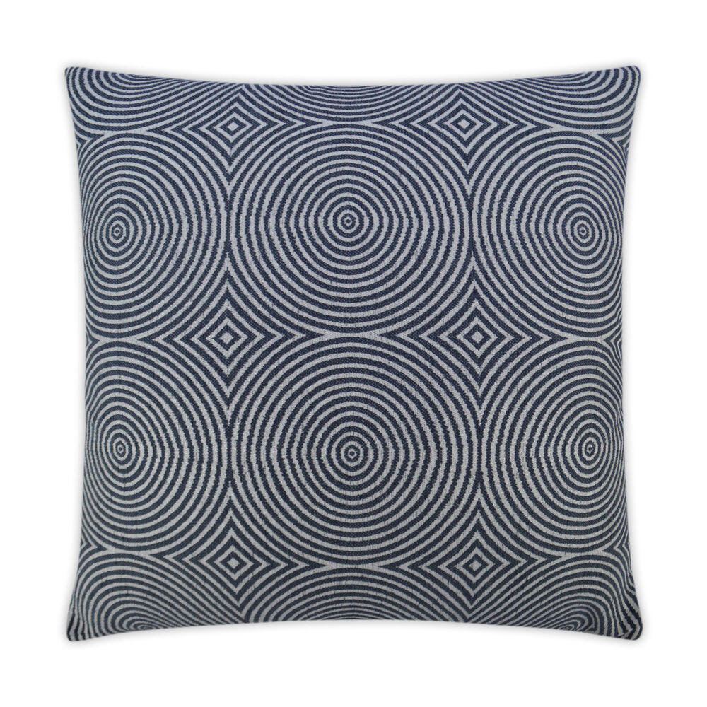 Transform Pillow in Navy Blue