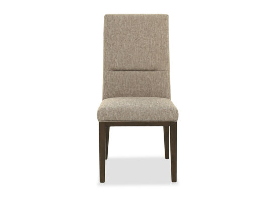 Casual Dining Chair in Gray
