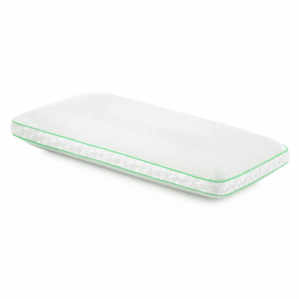 Malouf Peppermint Zoned Pillow