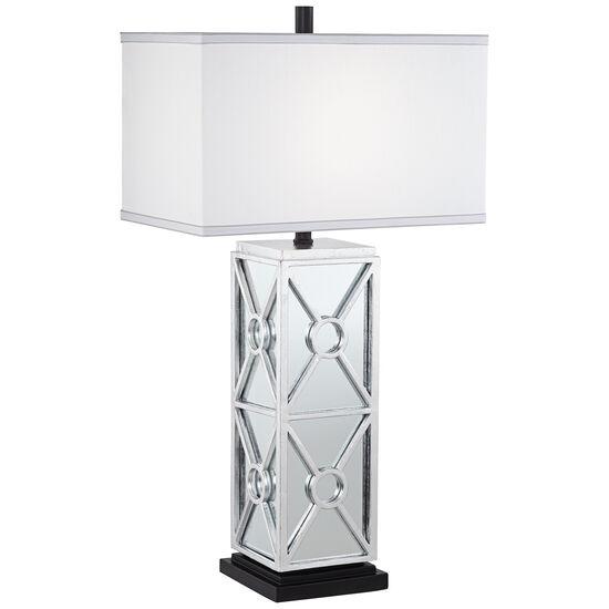 Kathy Ireland Reflections Table Lamp