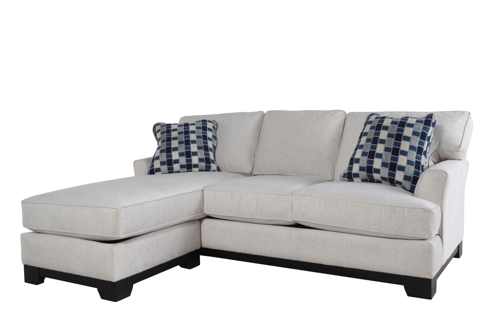 Jonathan Louis Sagittarius Reverse Chaise Sofa