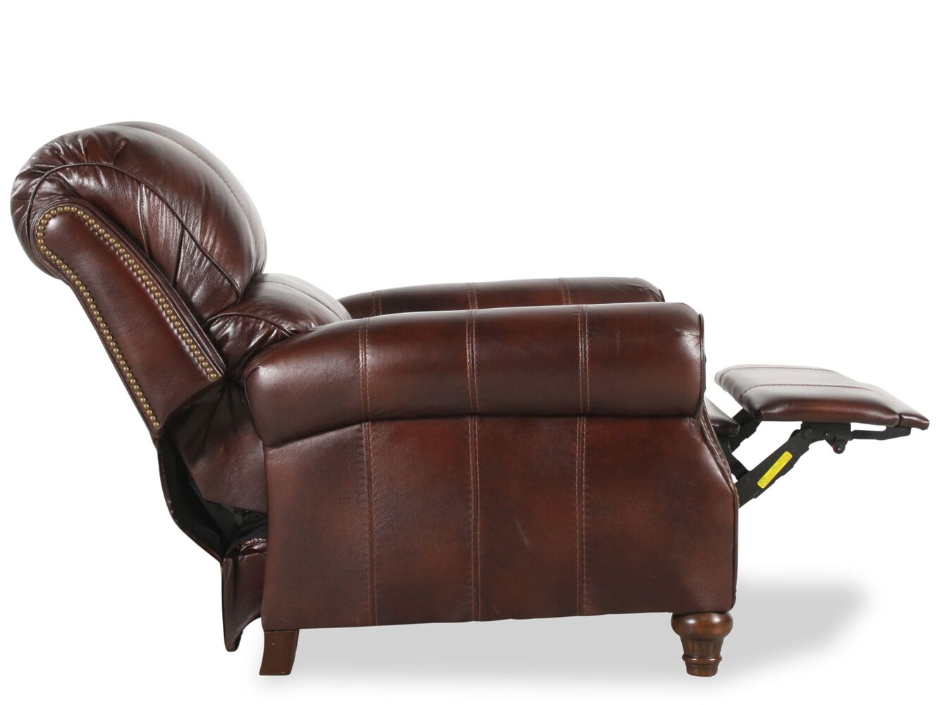 leg ashley signature style products design by push low transitional walworth recliner accent item number