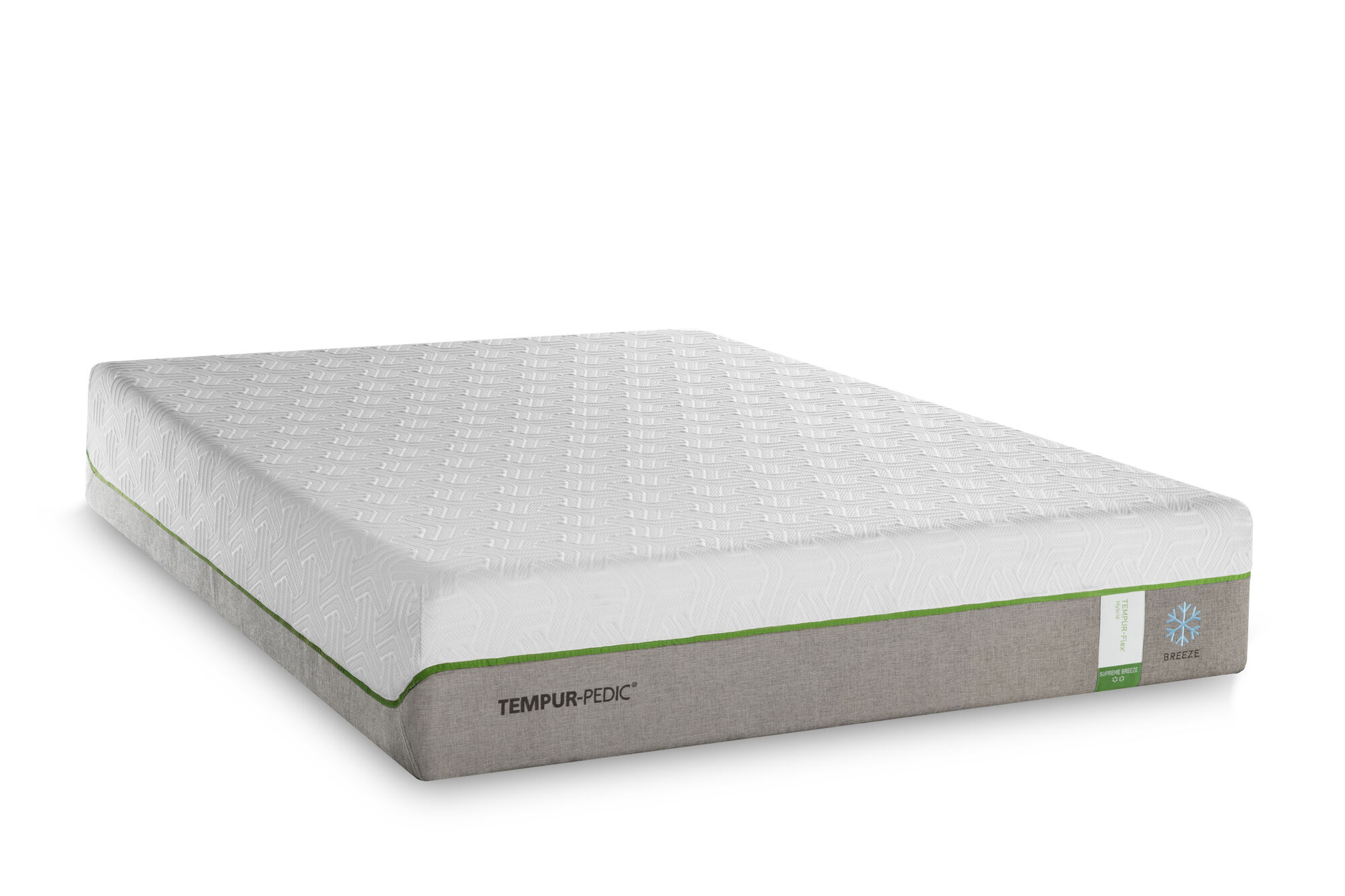 Tempur Pedic Hybrid Mattress Mathis Brothers