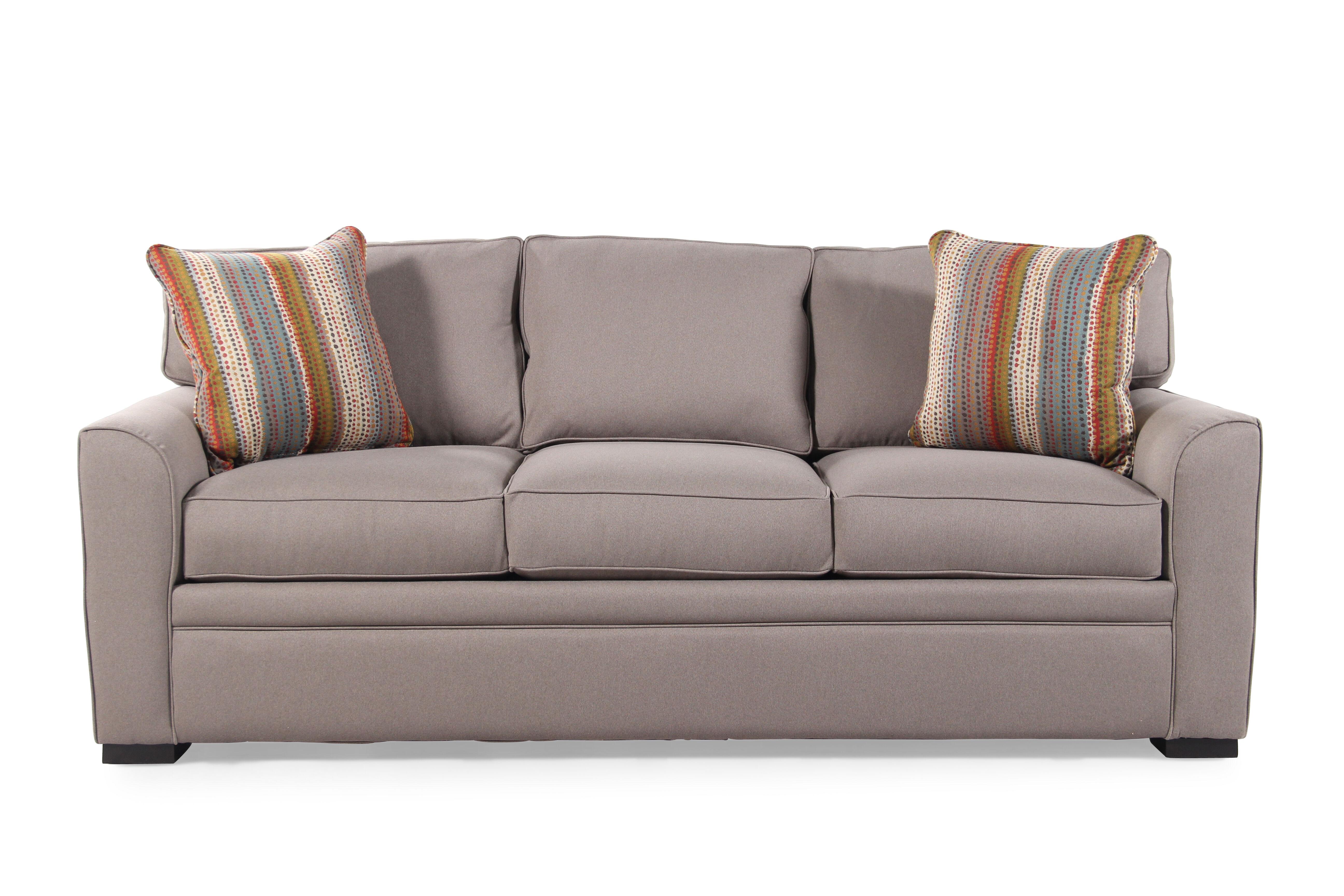 100 tempurpedic sleeper sofas dreamliner top grain leather queen rh sitio forgent cl