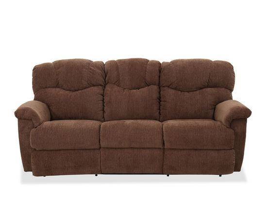 "Casual 87"" Power Reclining Sofa in Mocha"