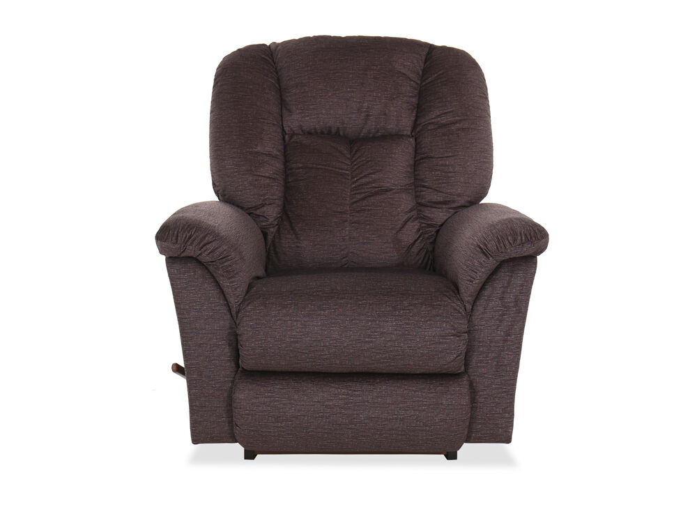 Casual 40'' Rocker Recliner in Chocolate