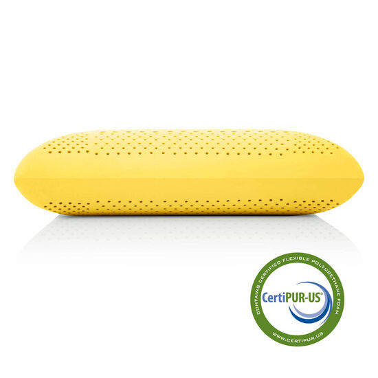 Malouf Chamomile Zoned Pillow