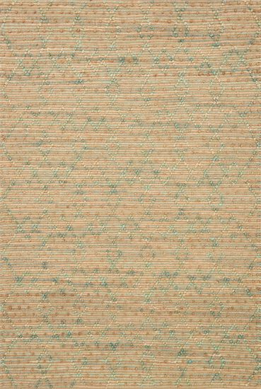 "Contemporary 5'-0""x7'-6"" Rug in Sea"
