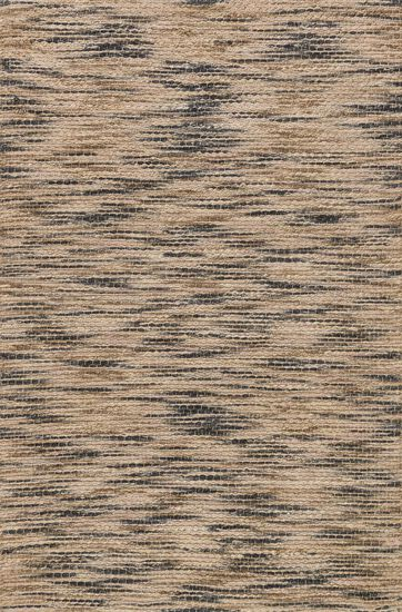 "Contemporary 5'-0""x7'-6"" Rug in Tobacco/Granite"