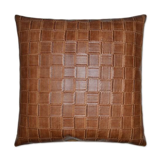 Catmandoo Pillow in Chocolate