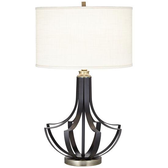 Fabius Lamp in Black