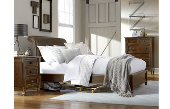 Legacy Big Sur Twin Monterey Platform Bed