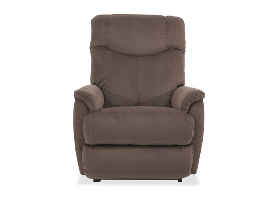 Casual 32.5'' Rocker Recliner in Brown