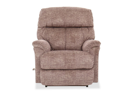"Casual 36"" Rocker Recliner in Brown"