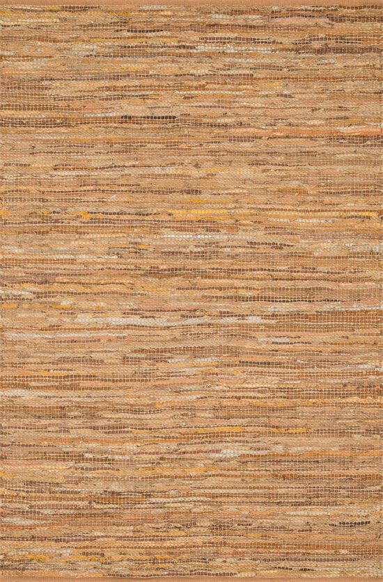 """Transitional 3'-6""""x5'-6"""" Rug in Tan"""