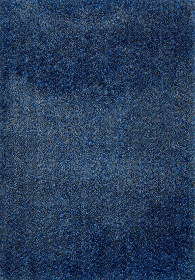 "Contemporary 2'-3""x3'-9"" Rug in Navy"