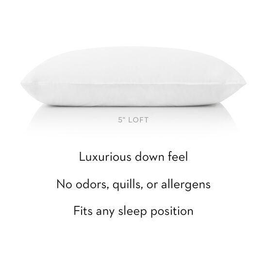 Malouf Gelled Microfiber Queen Pillow