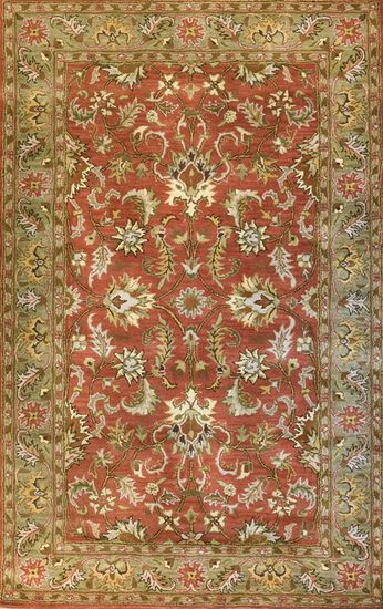 "Lb Rugs|10-276 (aa)|Hand Tufted Wool 2'-6"" X 8'