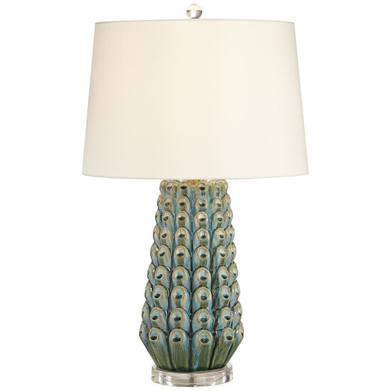 Siesta Key Lamp in Blue