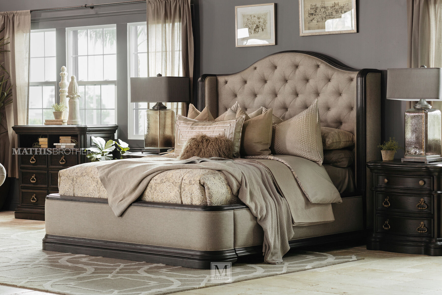 Impressive Luxury Bedroom Sets Collection
