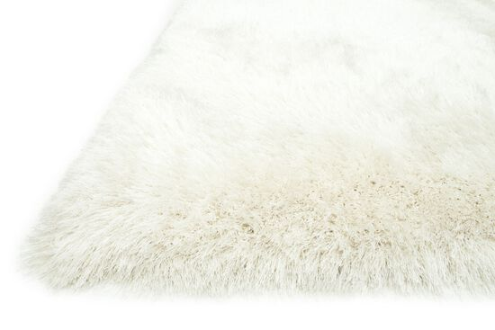 "Shags 5'-0""x7'-6"" Rug in Ivory"