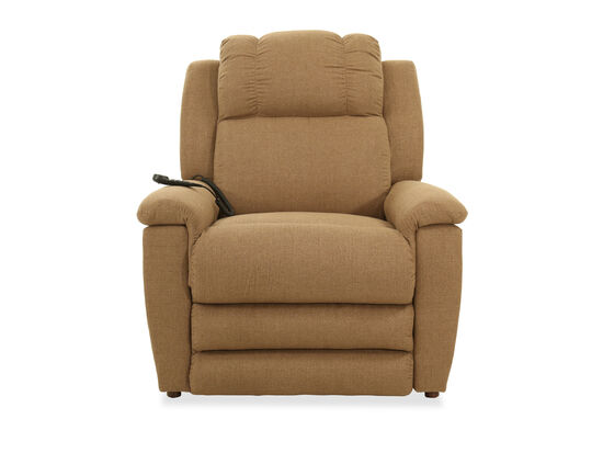 "Casual 42"" Lift Recliner in Brown"