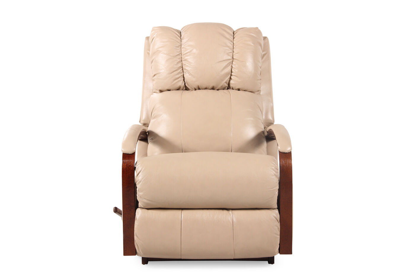 Contemporary 30 Quot Rocker Recliner In Oyster Mathis