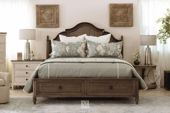 Four-Piece Casual King Bedroom Suite