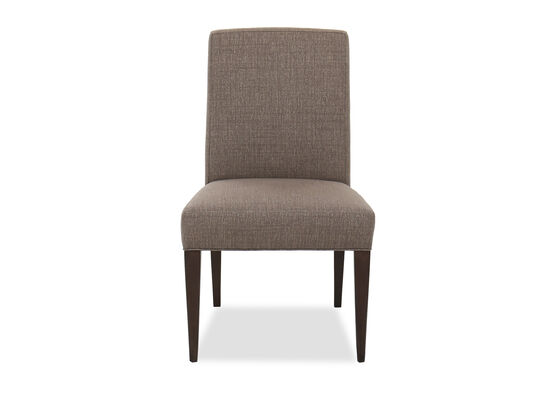 Contemporary 36'' Side Chair in Brown