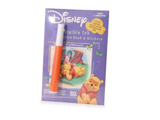 Winnie The Pooh Magic Pen Book