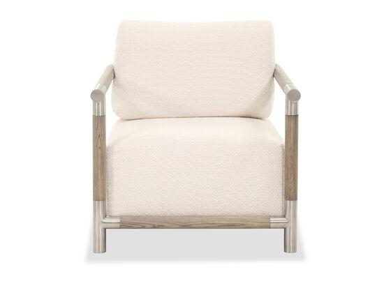 Modern Living Room Chair in Beige
