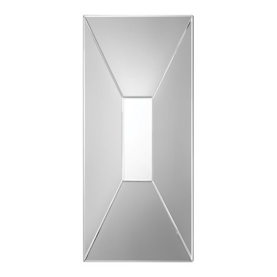 45'' Modern Geometric Mirror