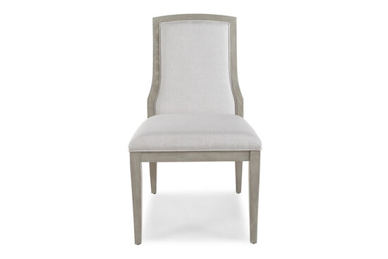 Metropolitan 39'' Side Chair in Gray
