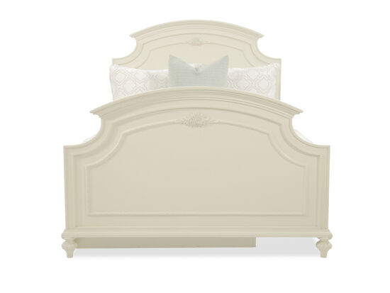 Universal SmartStuff Gabriella Twin Panel Bed with Trundle
