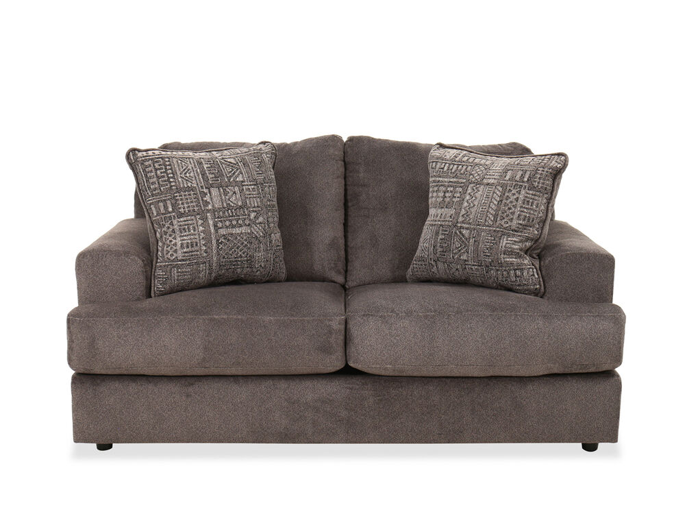 Loveseat In Ash Mathis Brothers Furniture, Second Hand Furniture Okc