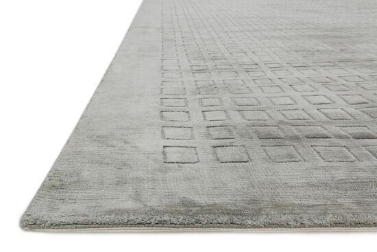 "Transitional 5'-6""x8'-6"" Rug in Mist"