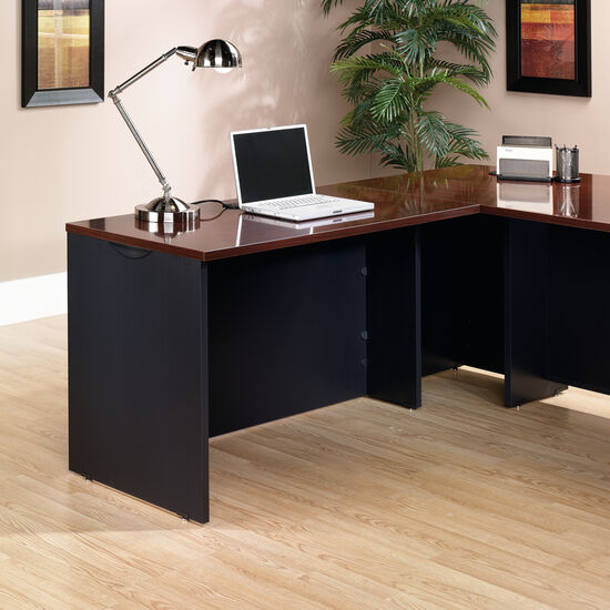 "48"" Transitional EverSheen Desk Return in Classic Cherry"