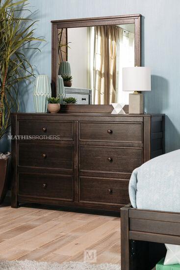 Ashley Jaysom Black Dresser