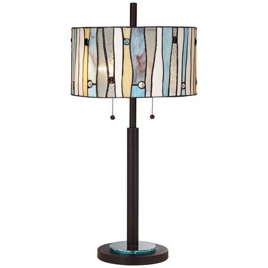 Appalachian Spirit Lamp in Brown