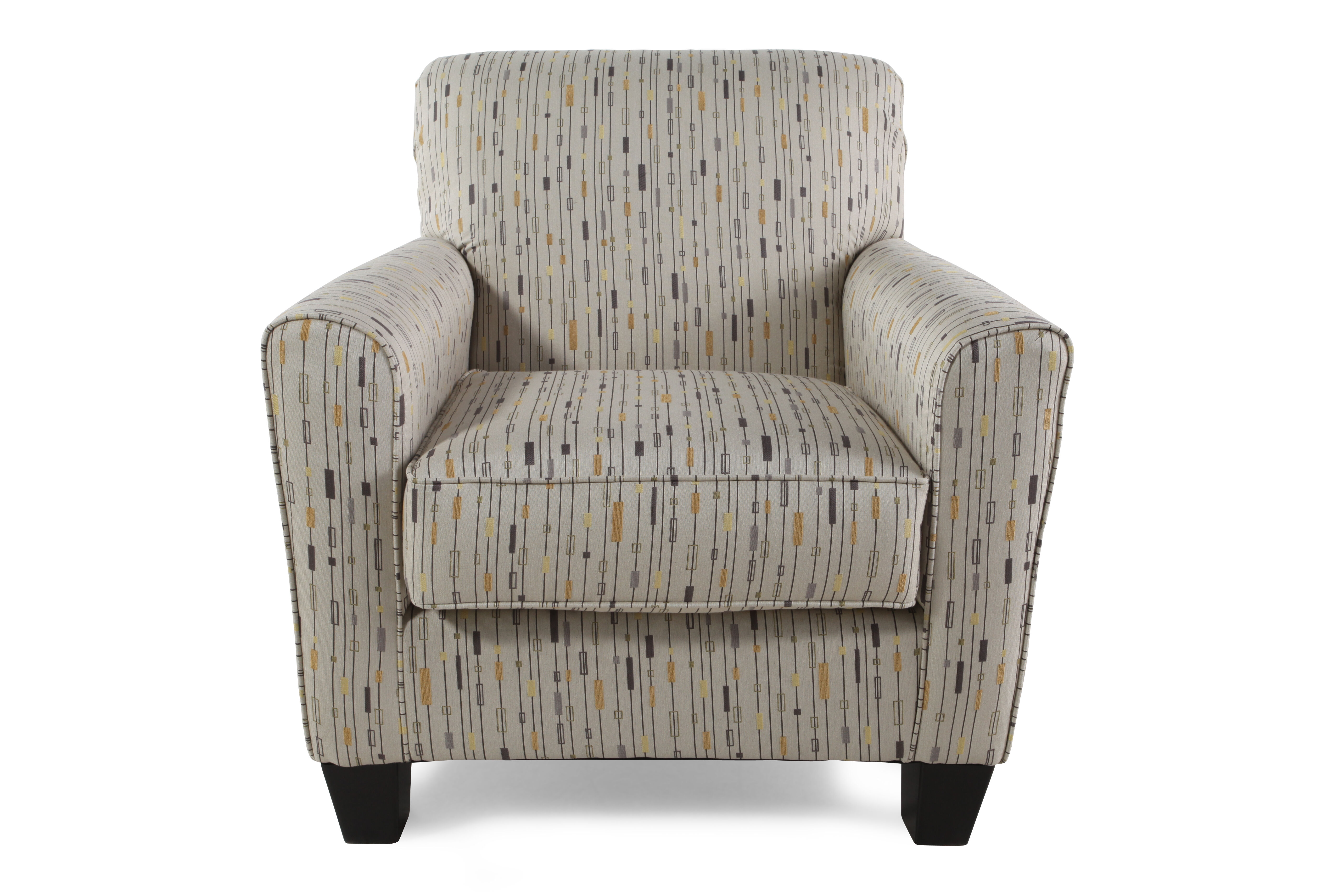 Patterned Contemporary 35u0026quot; Accent ...