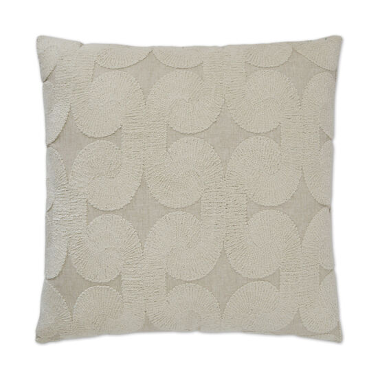 Posh Pillow in Ivory