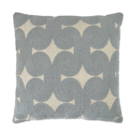 Posh Pillow in Seafoam Green