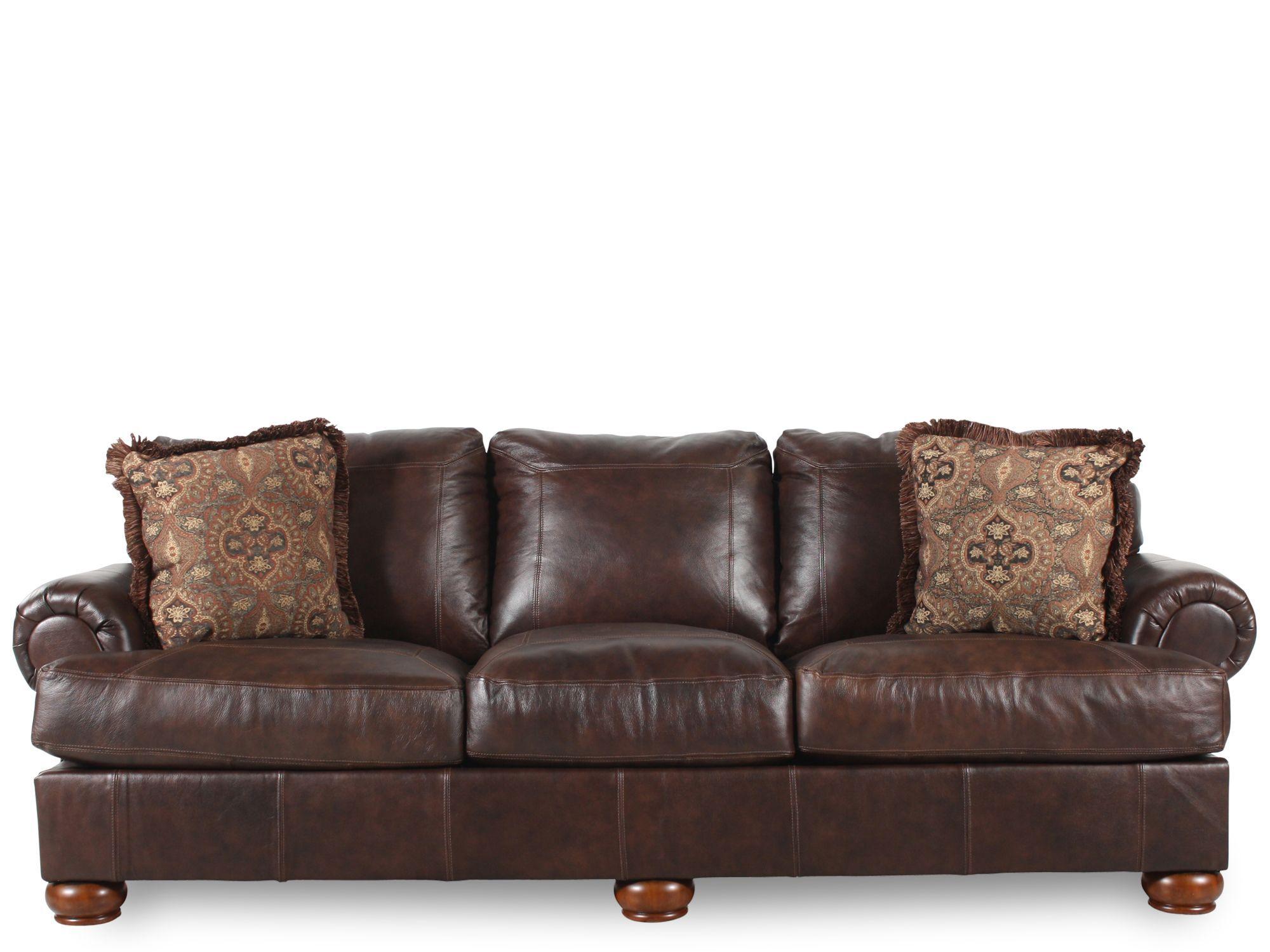 Images Traditional 100u0026quot; Sofa In Dark Walnut Traditional 100u0026quot; Sofa  In Dark Walnut
