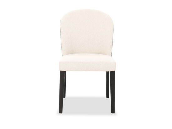 """Transitional 25""""Armless Dining Chair"""