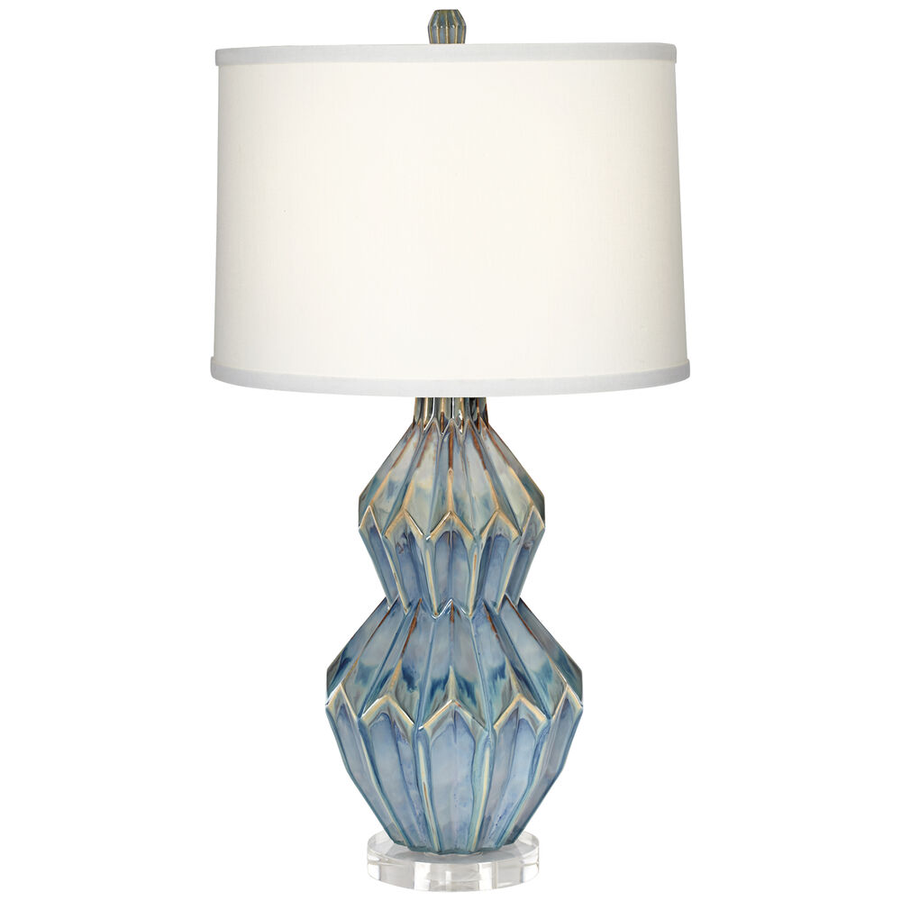 Avalon Turquoise Table Lamp